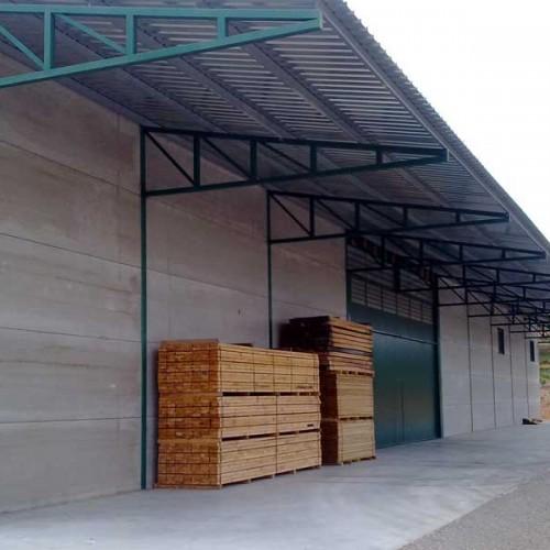 Nave Industrial Maderas en Abengibre