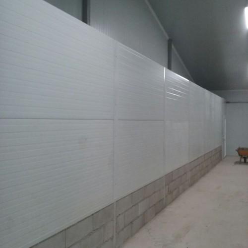 Construcción de Granja de Conejos en Madrigueras