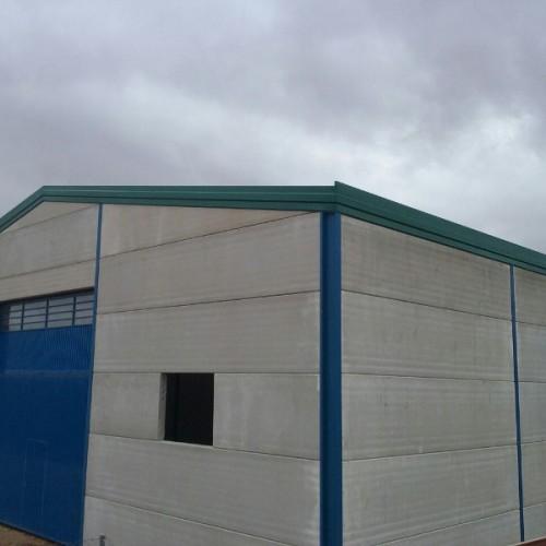 Nave Agrícola en Villamalea para almacenamiento de Aperos y Maquinaria