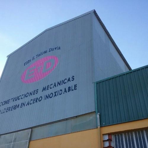 Talleres Esteban Tolosa Davia, S.L.
