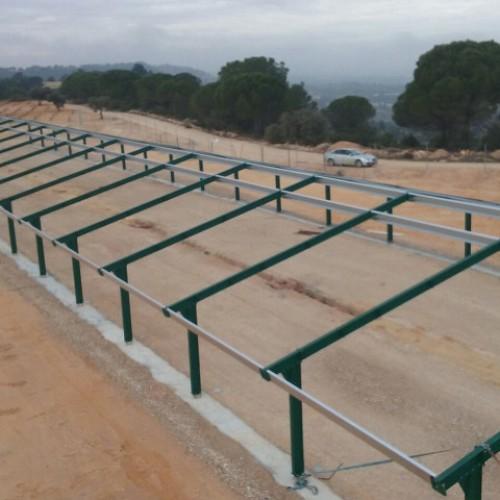 Instalación Avícola para Tolvasa en Casas Ibañez (Albacete)
