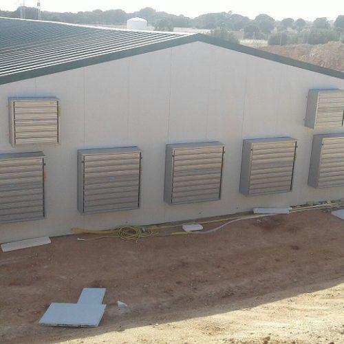 Instalación doble en Casasimarro (Cuenca)