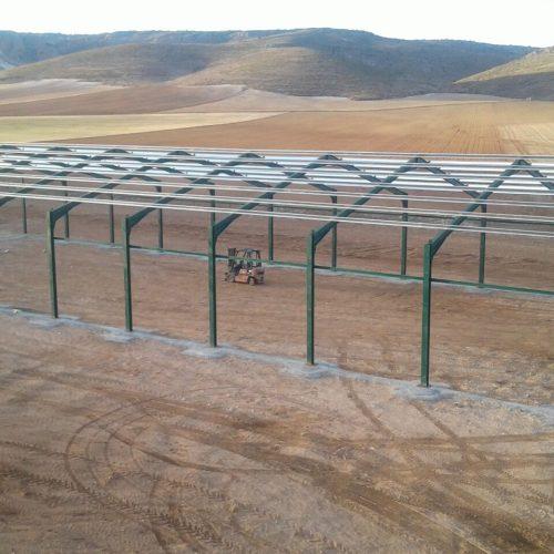 Granja para la cría de cabras en Darro (GRANADA)