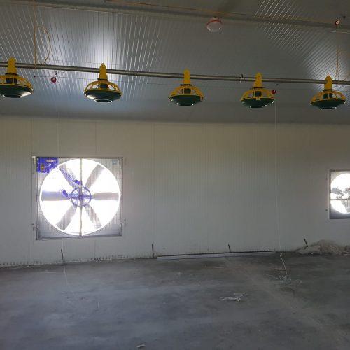 Nave para nuevo avicultor en Jerez del Marquesado