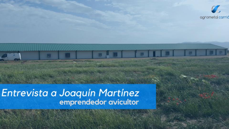Entrevista a Joaquín Martínez