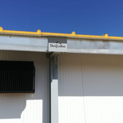 Instalaciones para la Integradora Ibergallus