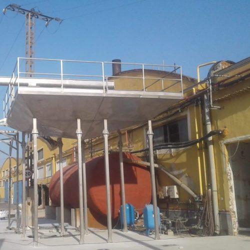 Reforma para la Integradora Pujante en Beniel (Murcia)