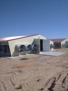 Construcción granja de aves en Villalpando (Zamora)