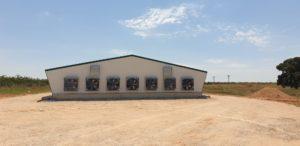 Construcción granja de aves en Villalgordo del Júcar (Albacete)