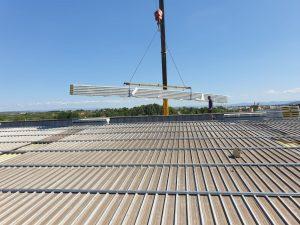 Construcción nave para Bodega Cherubino